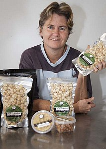 Macadamia products